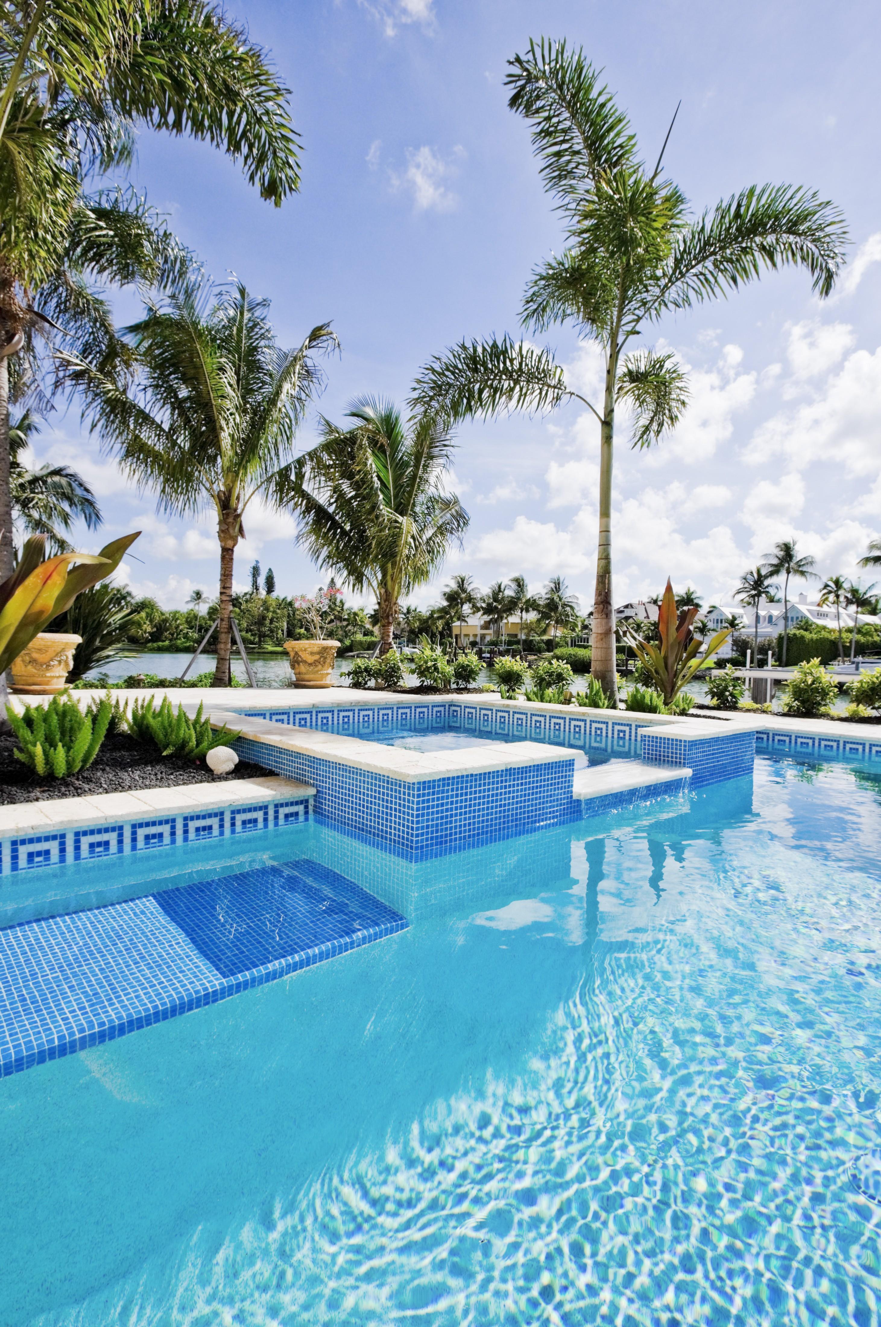 Bring The Beach To Your Backyard Florida Home Magazine